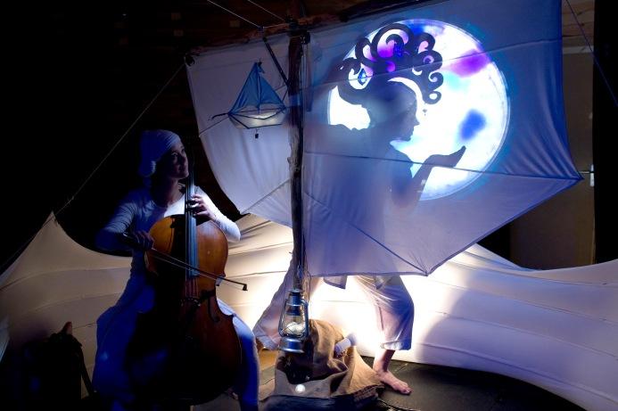 mer + violoncelle